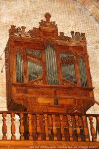 Orgue (XVIIème - XVIIIème siècle) - Cathédrale Saint-Lizier