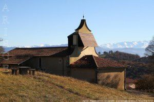 Eglise - Bagert (551m)