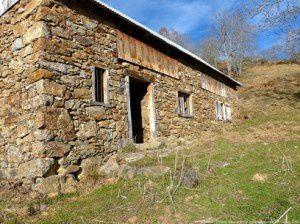 Grange à Villargein (780m)
