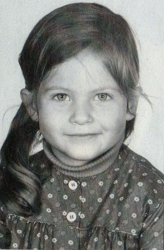 Charlotte Valandrey photo de classe 1972
