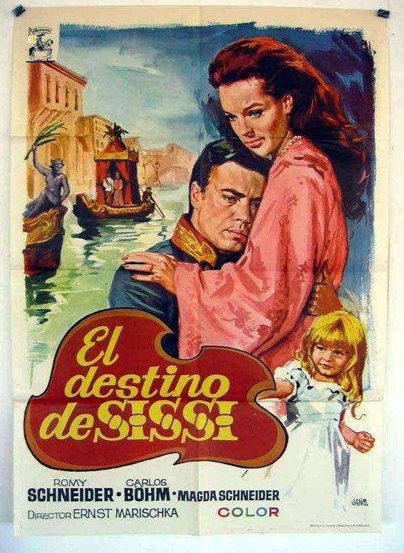 Affiche espagnole (deuxième sortie, en 1970)