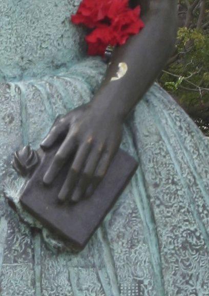 Elisabeth d'Autriche : jeu de mains...