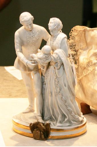Trois nouveaux trésors rejoignent le musée Sissi