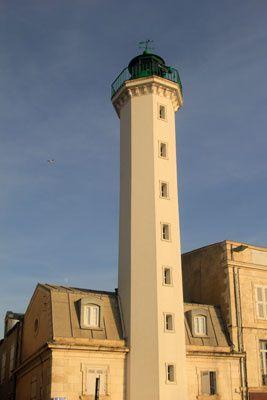 La Rochelle - Phare vert