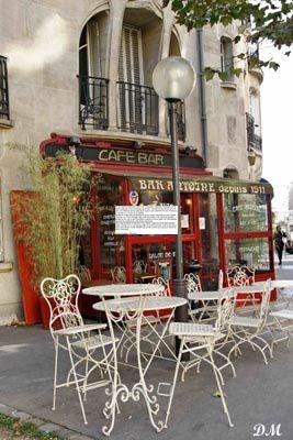 Bar Antoine, depuis 1911