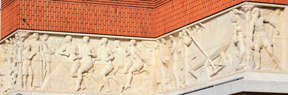 Bas- reliefs – Louis Sajous