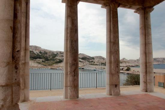 Chapelle du Port de Frioul