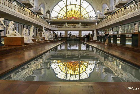 La piscine roubaix petits patrimoines - Piscine municipale roubaix ...