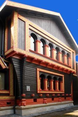 Pavillon de Suède et Norvège