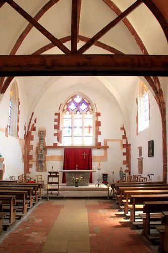 L'Eglise de Brassy