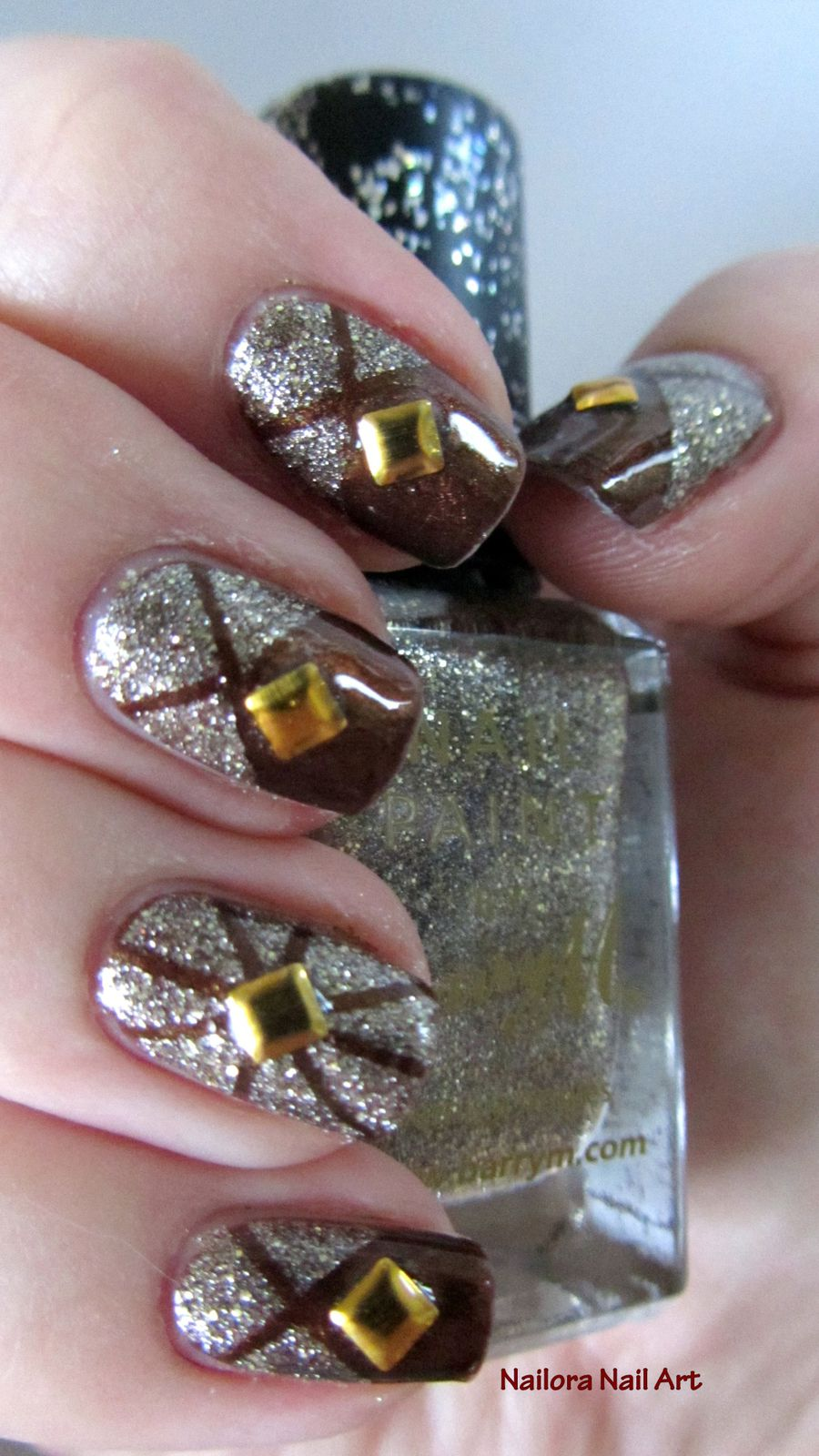 """Barry M """"Majesty"""" et LM Cosmetic n°30"""