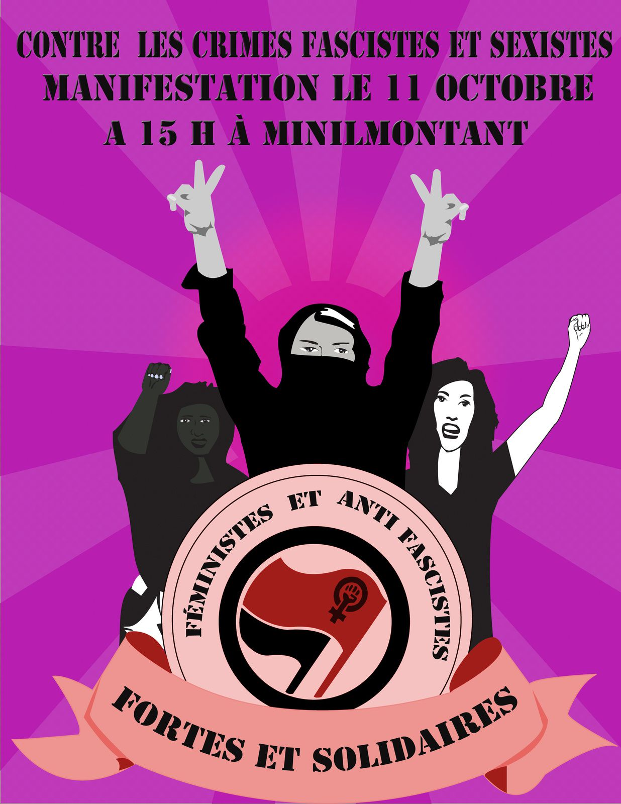 Déclaration de l'OCFR suite à la manifestation du 11 Octobre à Paris