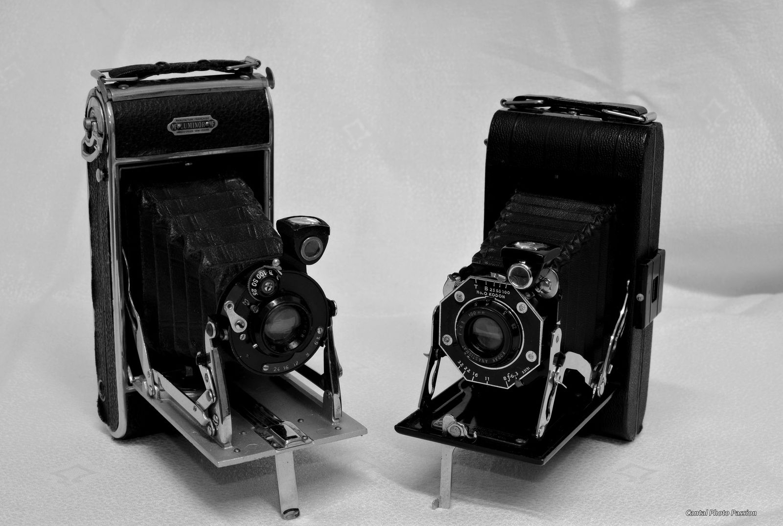 Appareils photo luminor  et kodak