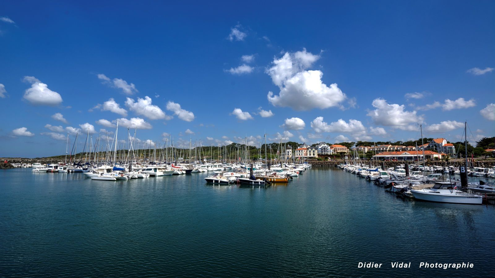 Port de Bourgenay en Vendée