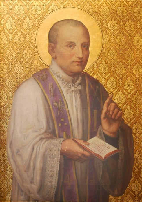 15 mars, fête de Clément-Marie HOFBAUER, Saint-patron de Vienne