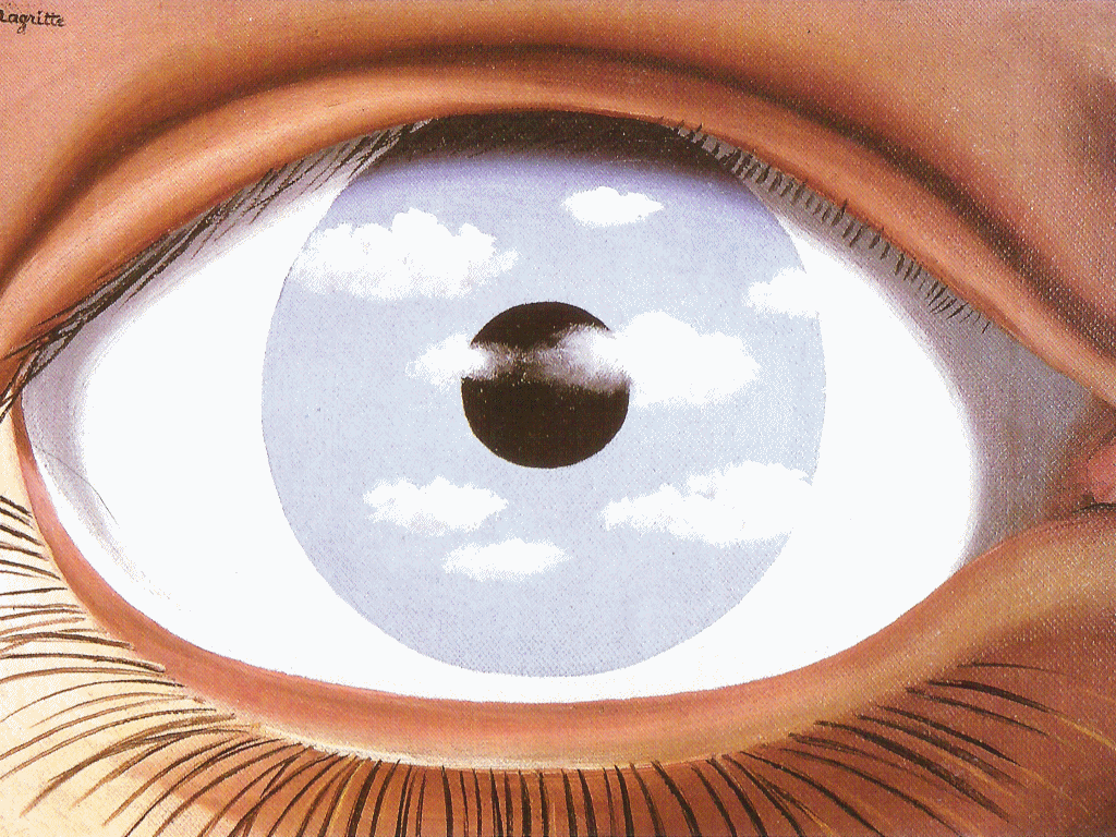 Surrealisme le blog de la culture for Rene magritte le faux miroir