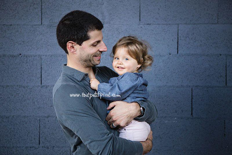 Une scéance photo parents-bébé inoubliable!