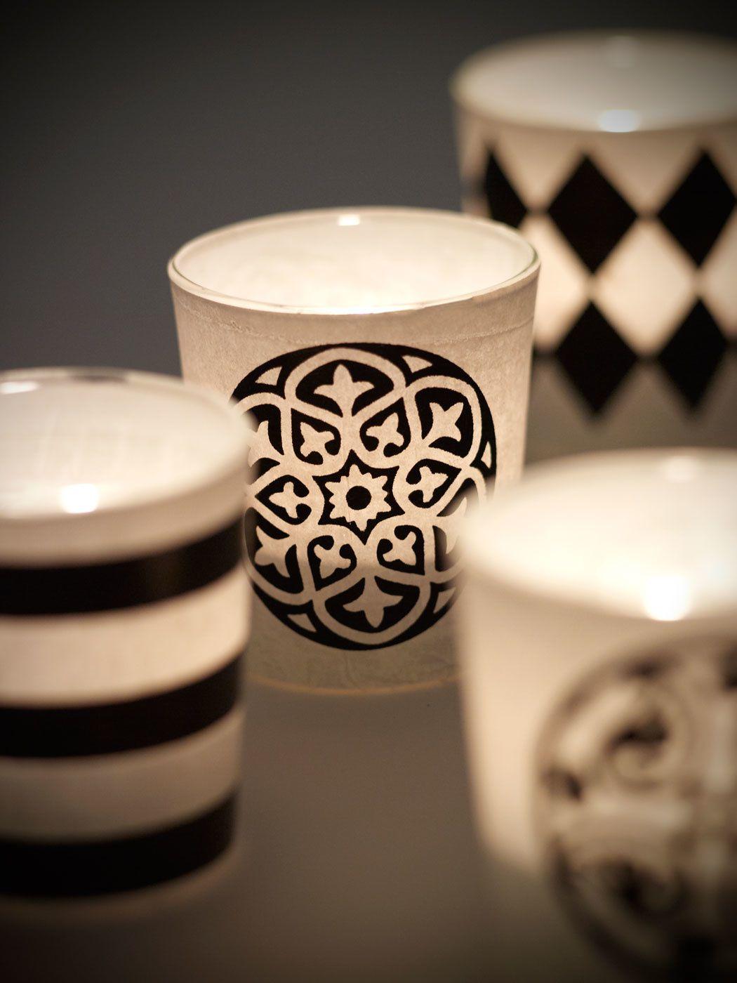 Craquage total sur la collection black and white Serax