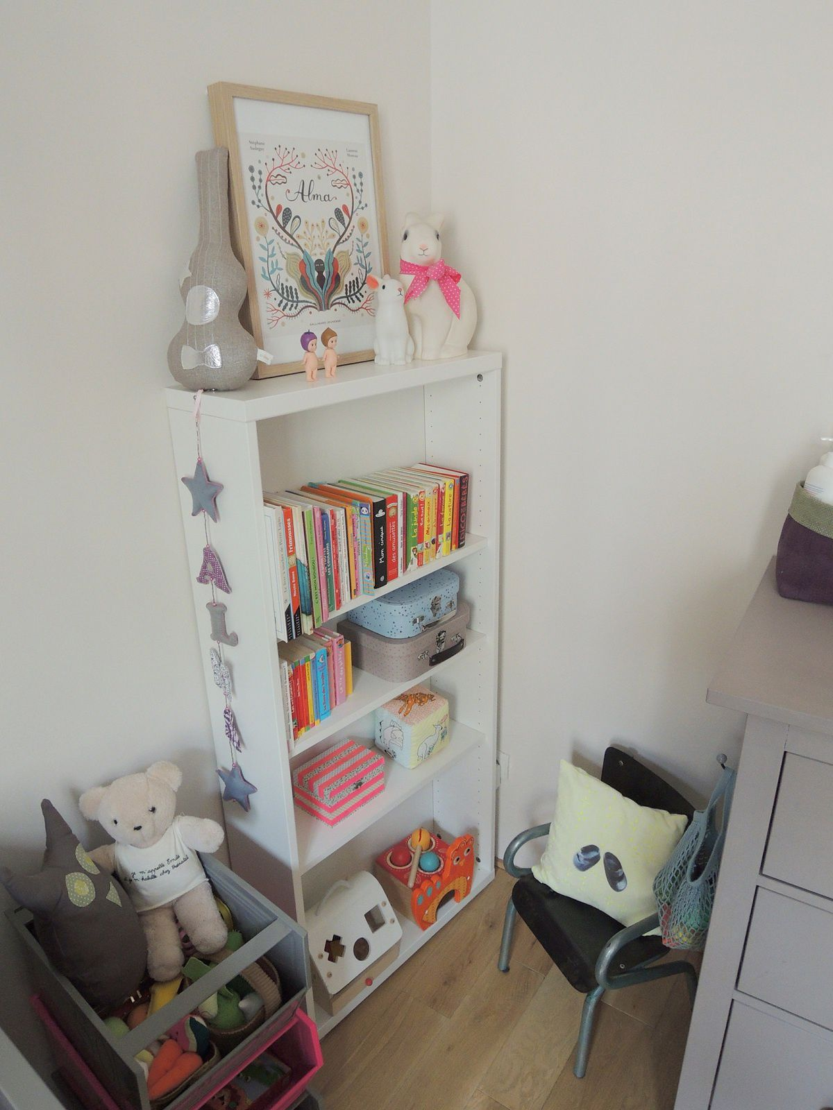 La chambre de ma fille...