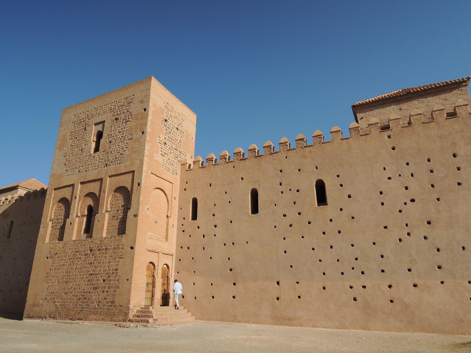La mosquée de TINMEL