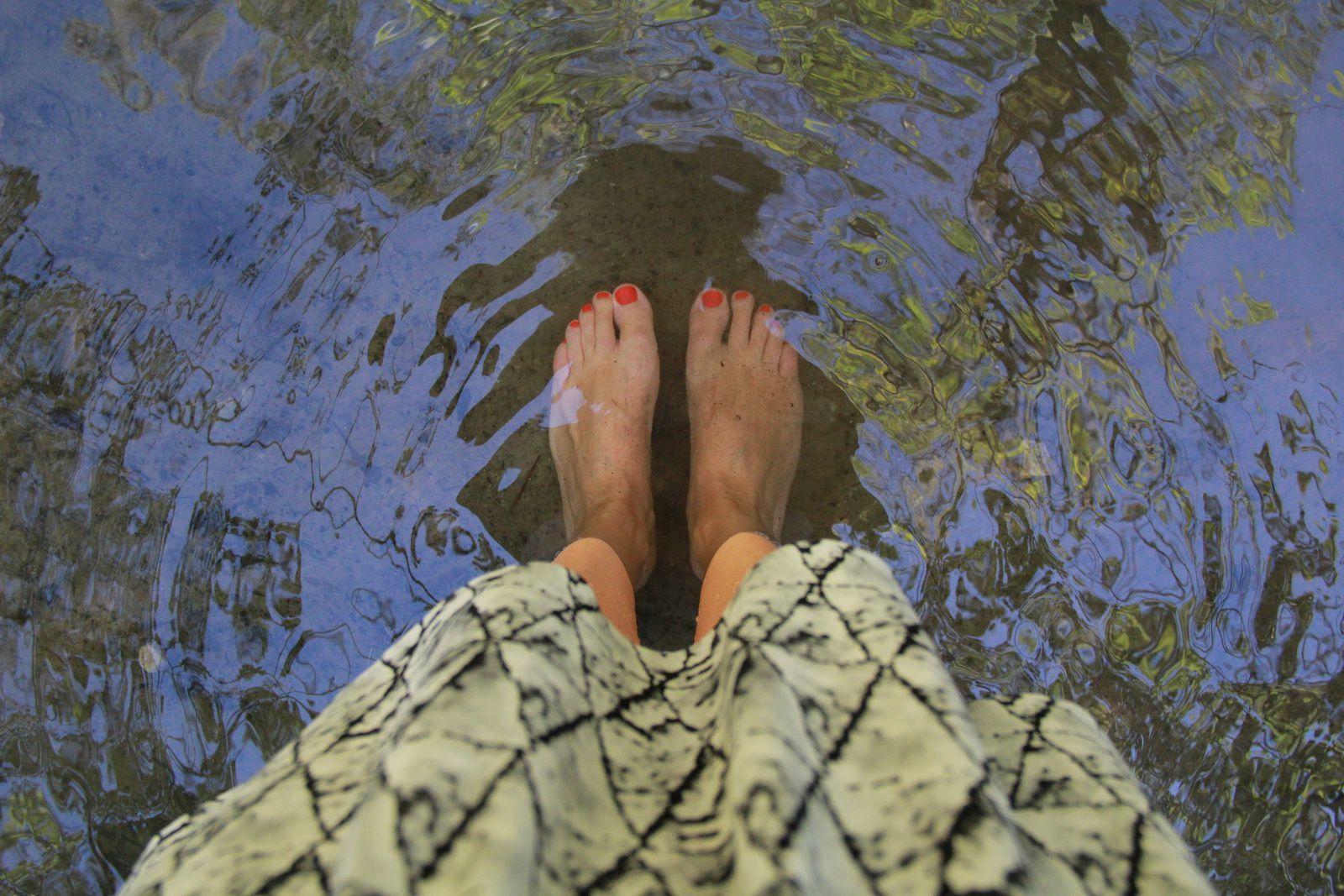 Un dimanche au bord de l'eau