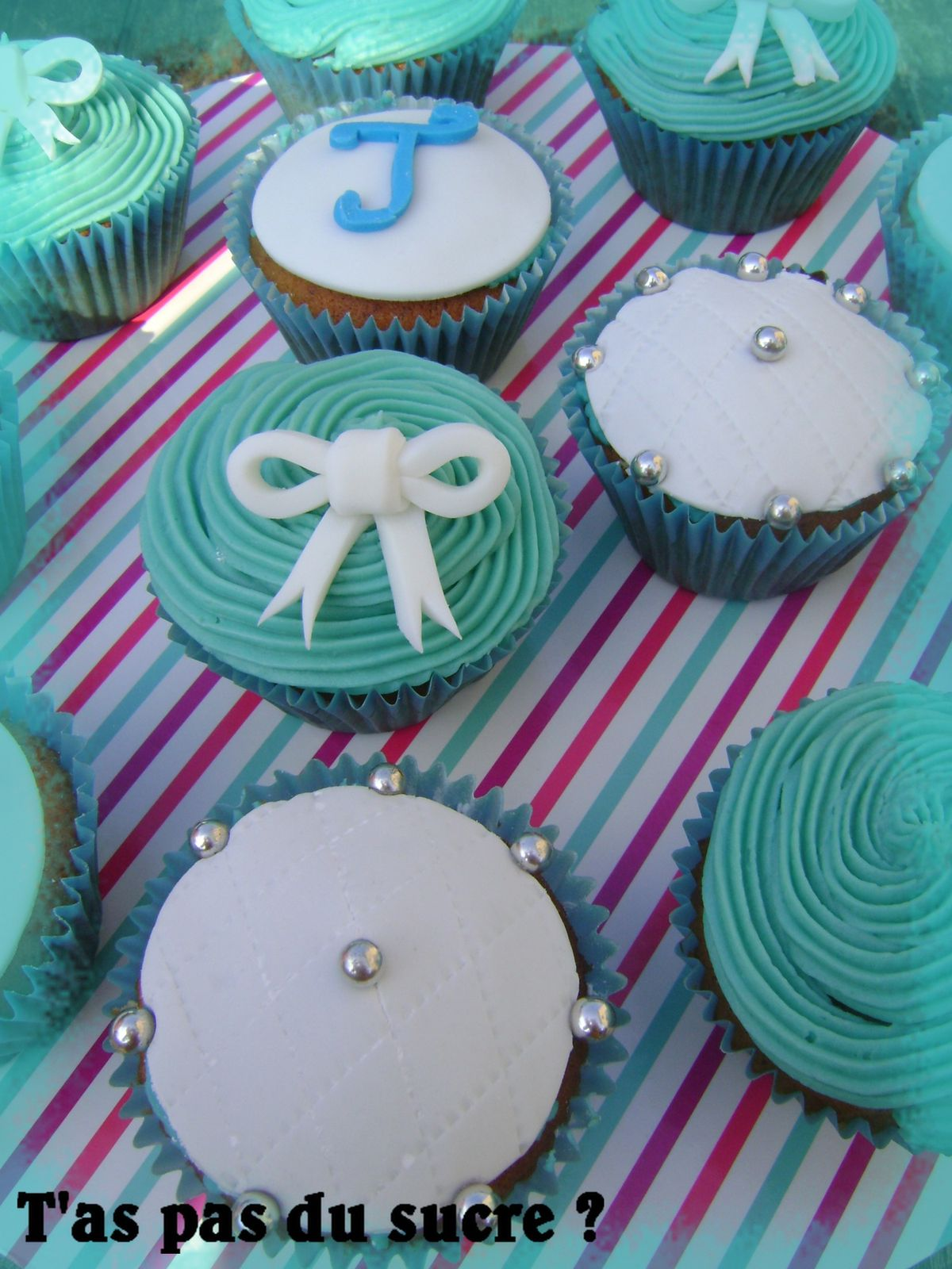 Cupcakes aux chamallows !