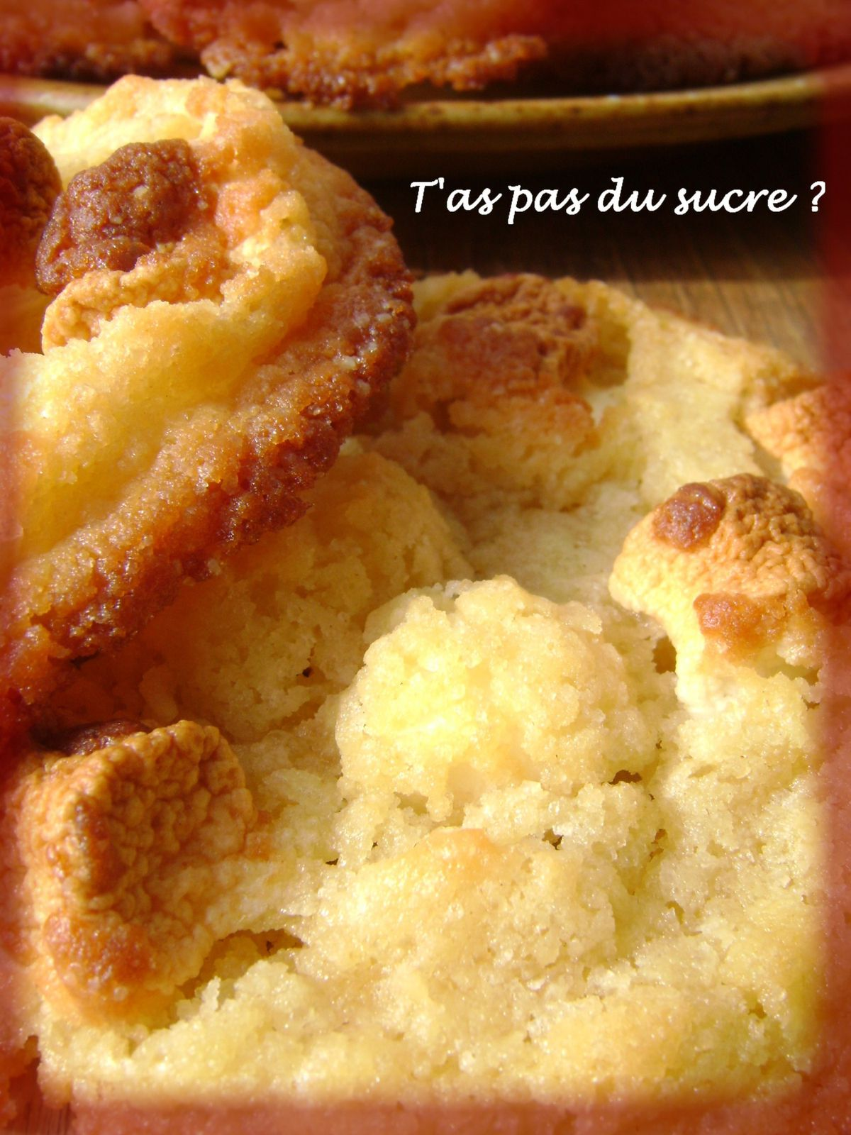 Cookies aux chamallows !