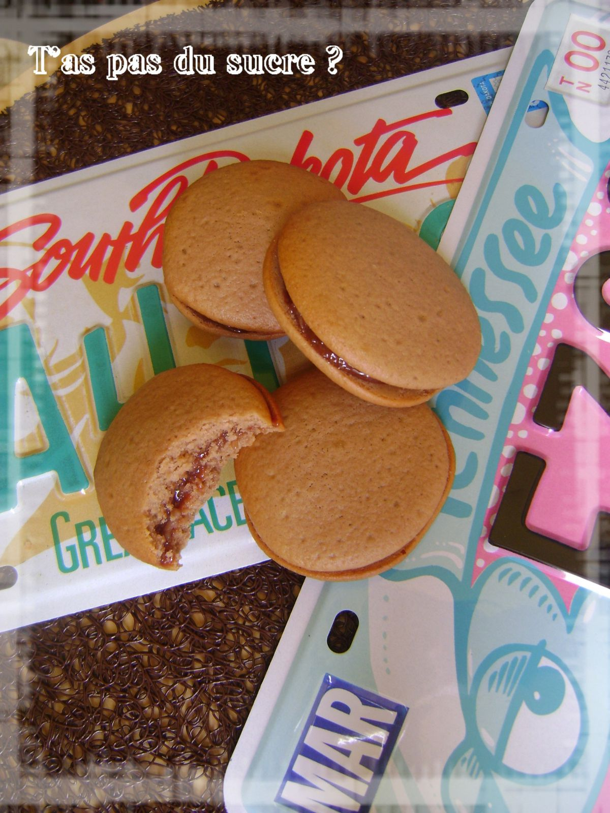 Whoopies Nutella VS Bounty
