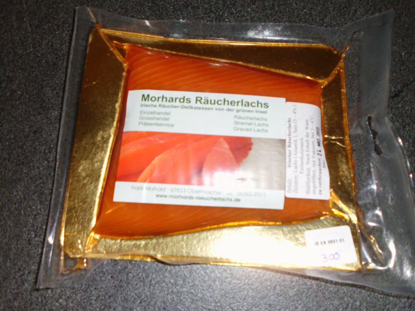Morhards Räucherlachs