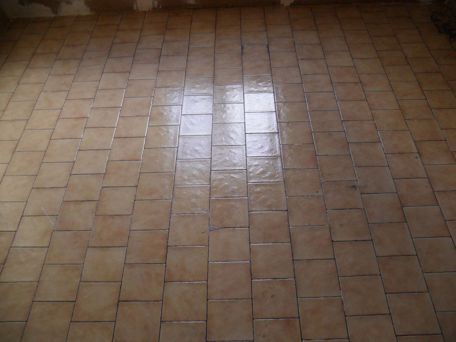 Revetement sol for Pose parquet flottant sur carrelage