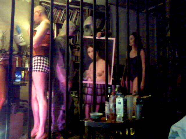Performance : La Cage