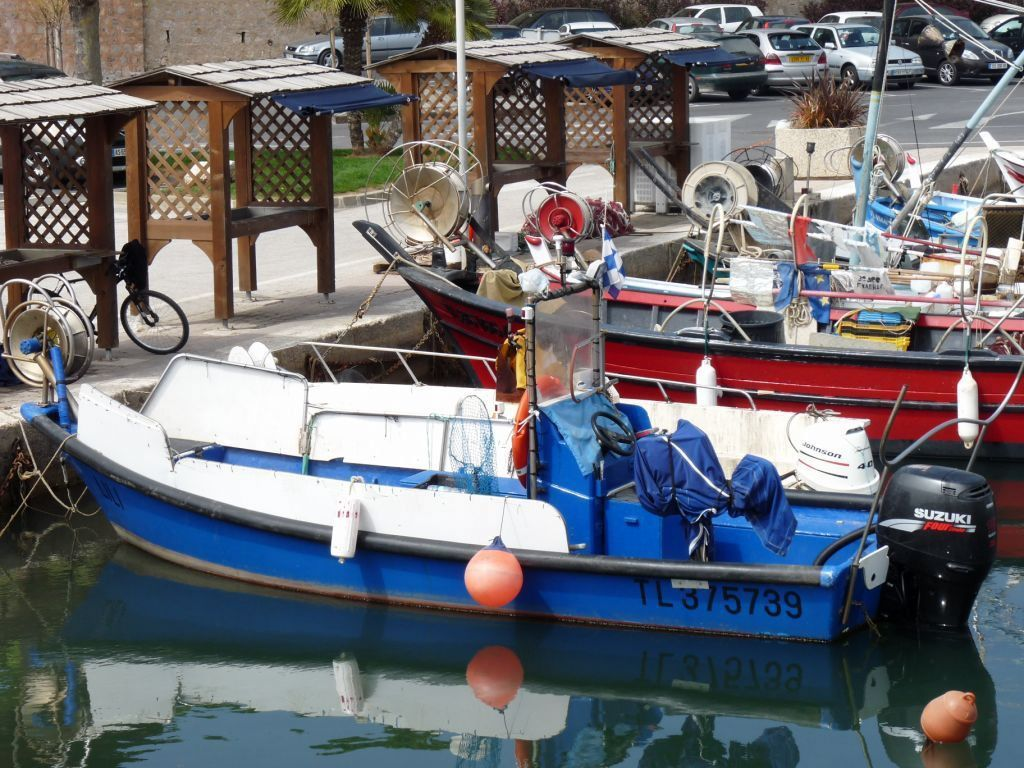 LILI  TL375739 , dans le port de carquéiranne