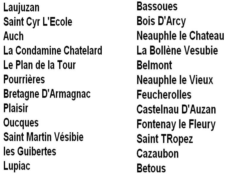 Mes communes de France - 9
