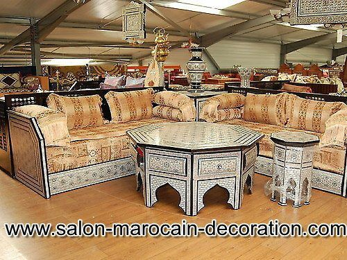 salon marocain arabesque traditionnel artisanat marocain. Black Bedroom Furniture Sets. Home Design Ideas