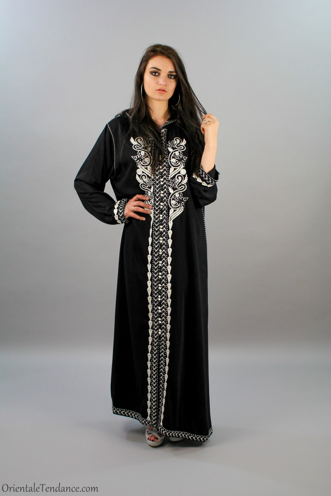 Collection 2015 de djellaba marocaine style moderne