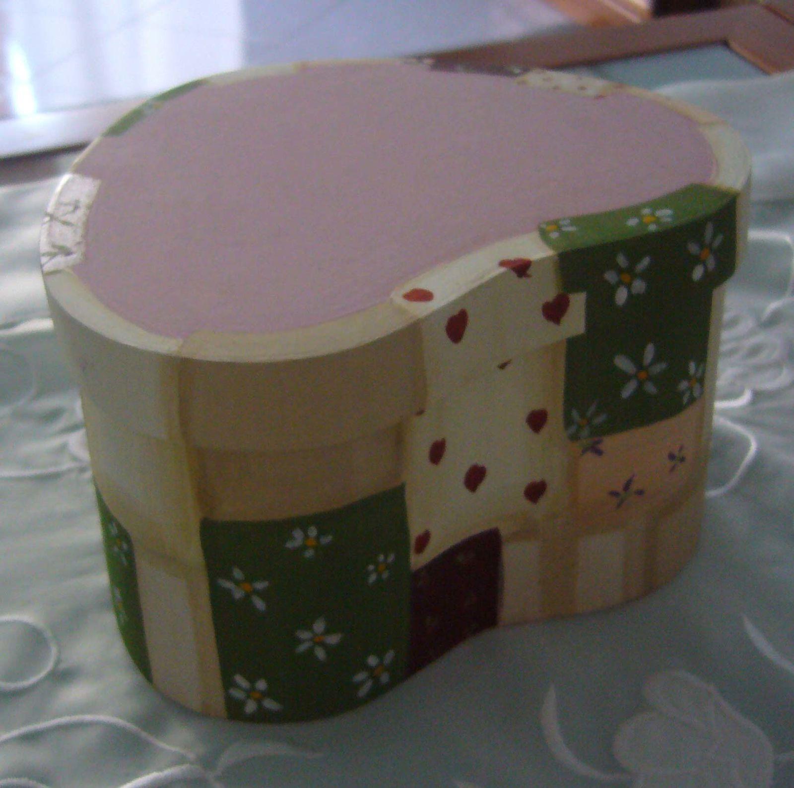 patchwork su scatola