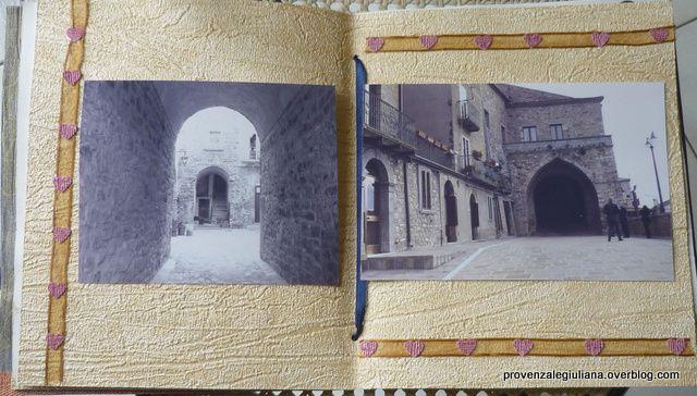 Laboratorio per senior: Album fotografici con carte da parati