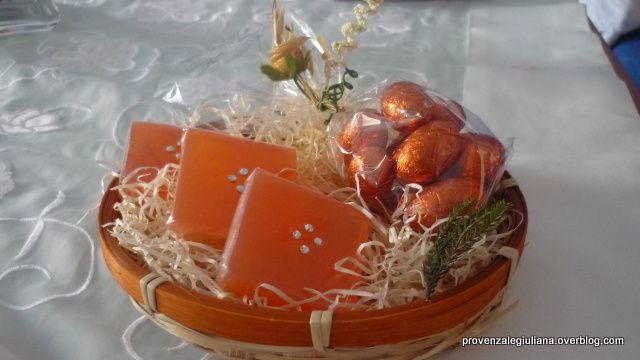 Idee per Pasqua: saponette regalo