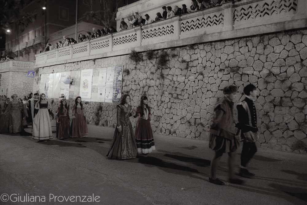 La sfilata dei Turchi
