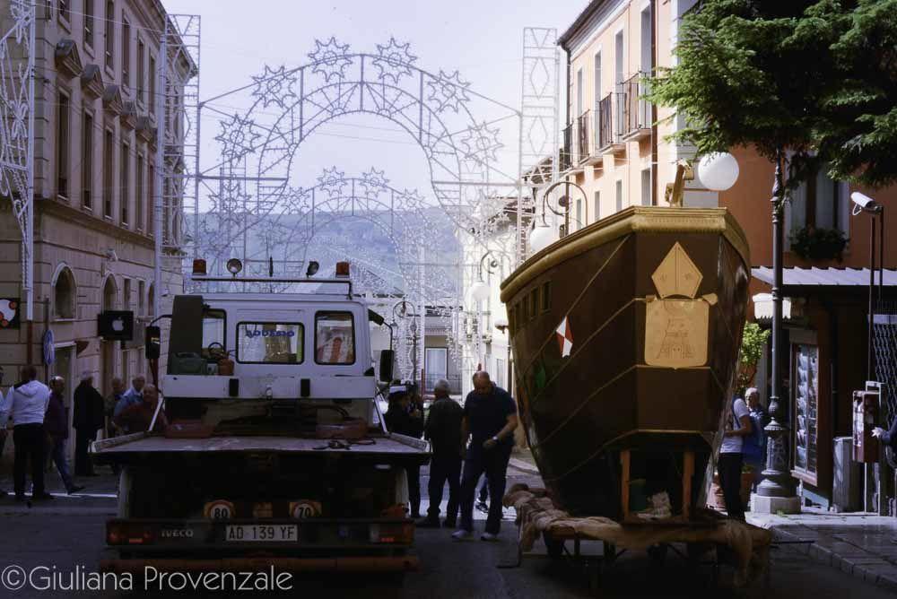 La sfilata dei Turchi a Potenza: pre-turchi