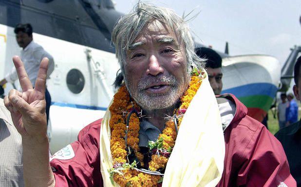L'Everest à 80 ans ... et pour la troisième fois !