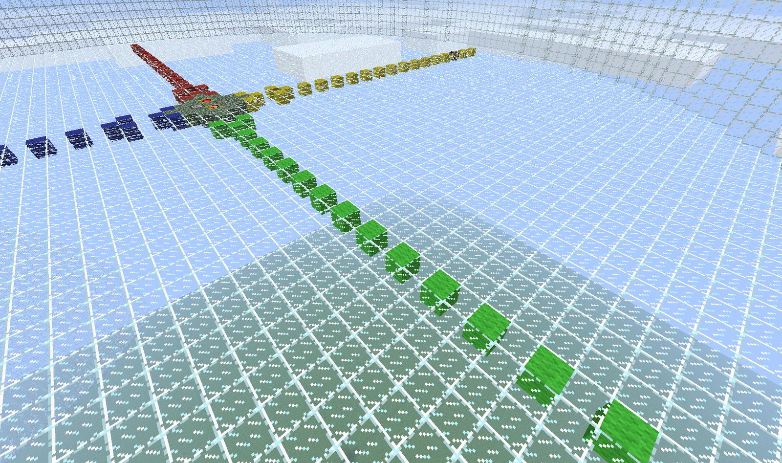 Voilà presque toutes les constructions et étapes de ce mod.