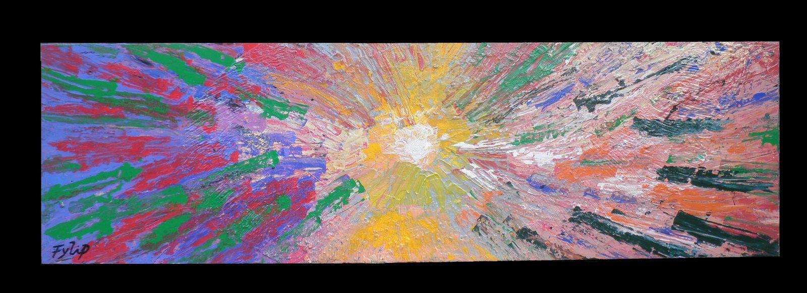 Dim : H 40 cm x L 134 cm – réalisée en octobre 2015