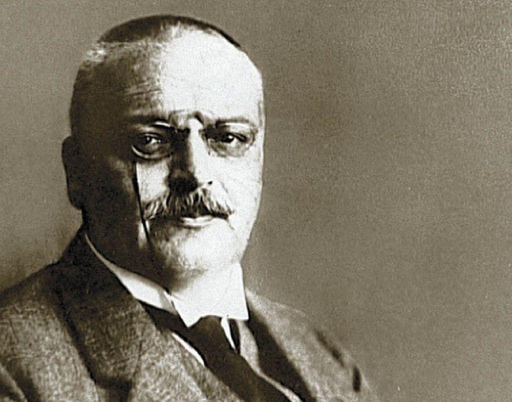 Dr Aloïs Alzheimer 1864 - 1915
