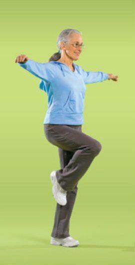 Prévention des troubles de l'équilibre (2)