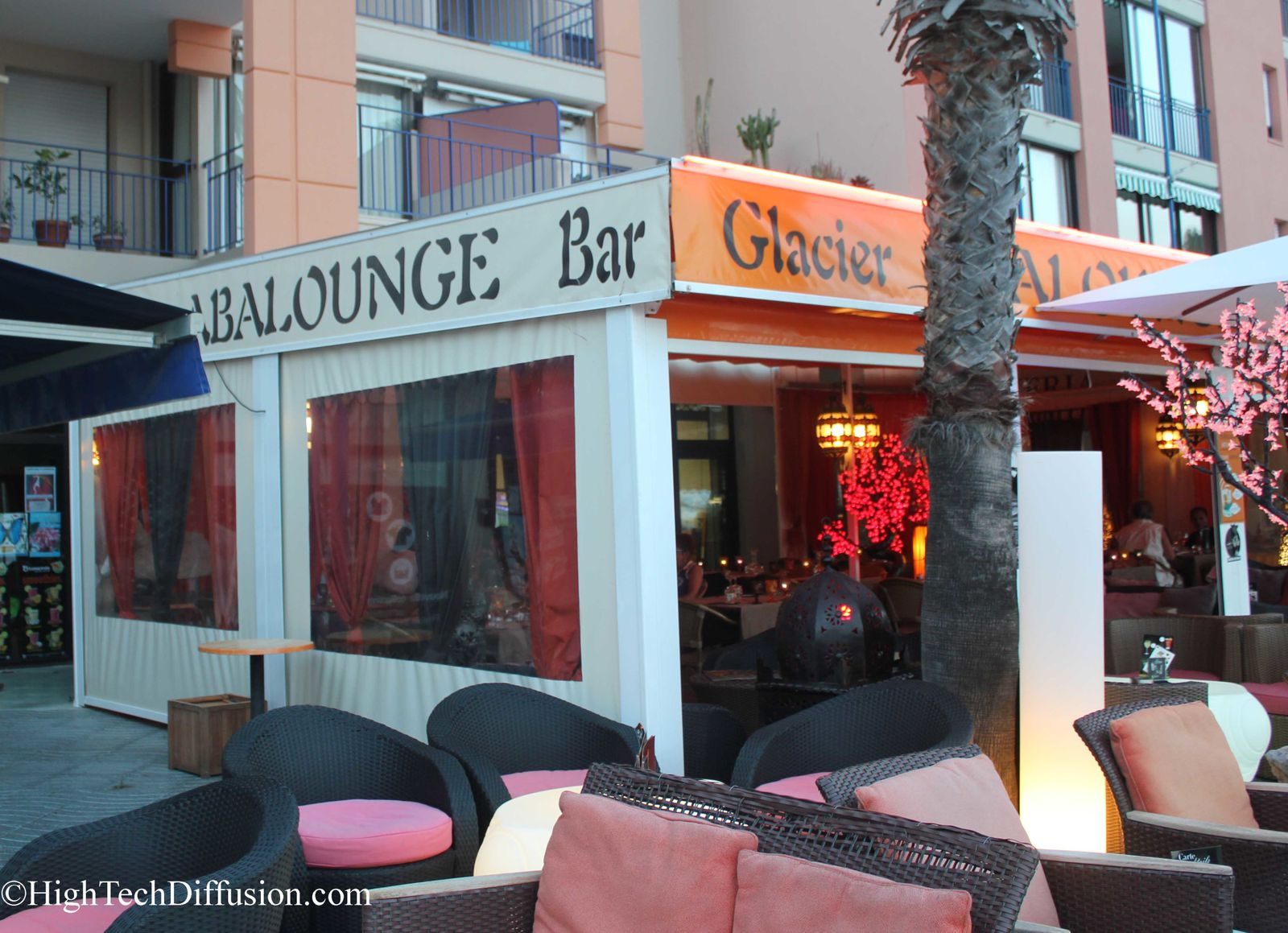 HighTechDiffusion.com partenaire d'Abalounge Bar