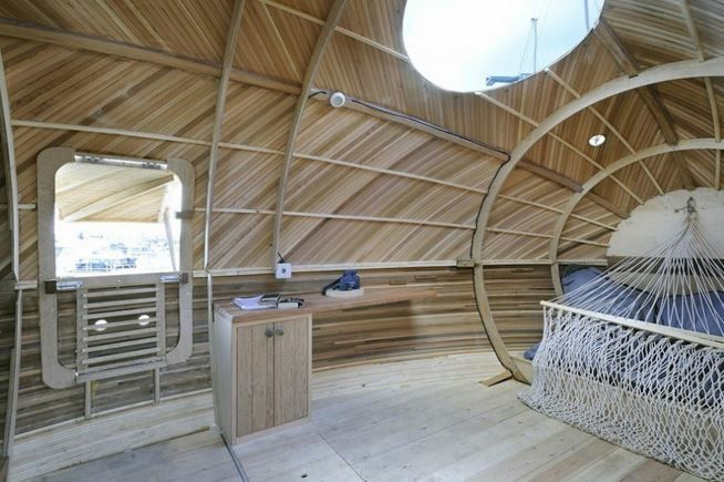 The Exbury Egg / Stephen Turner
