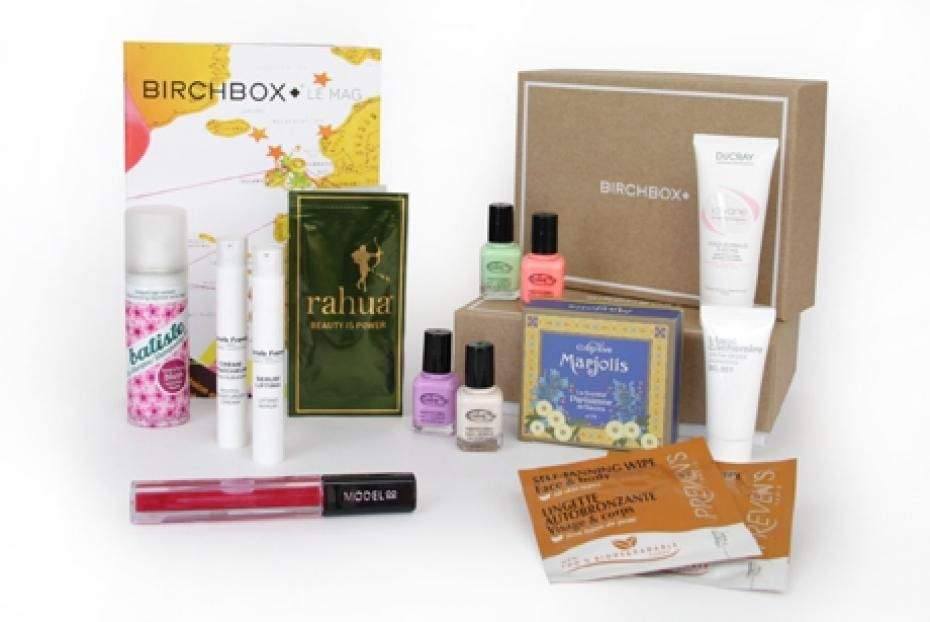 JolieBox VS MyLittleBox Juin 2013