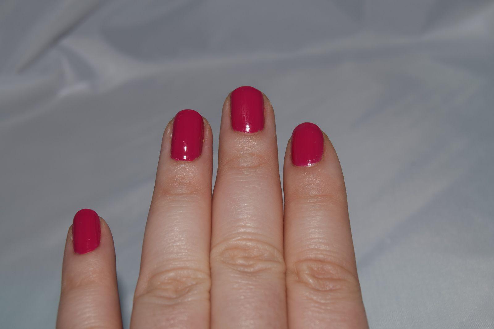 Manucure du dimanche - Sem 4