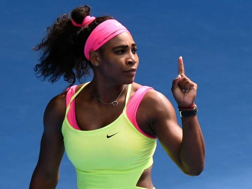SYMPLY THE BEST!!! SERENA IS SIMPLY THE BEST!